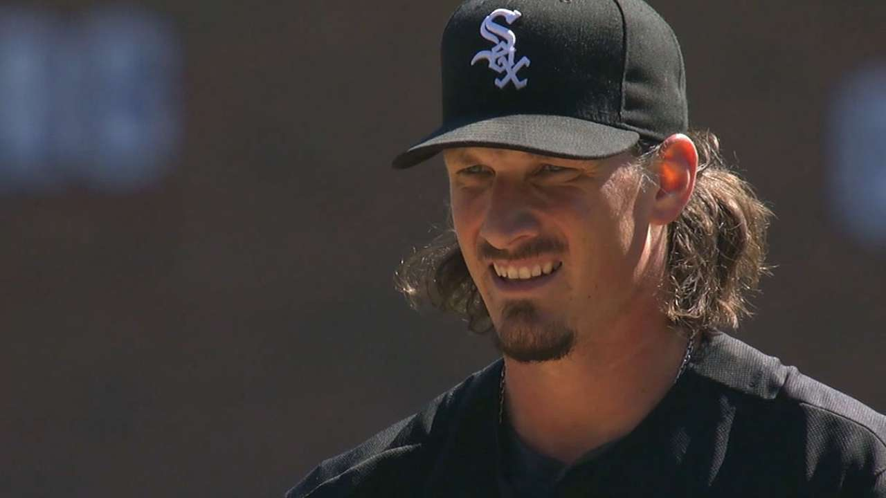 MLB Now on Samardzija's impact