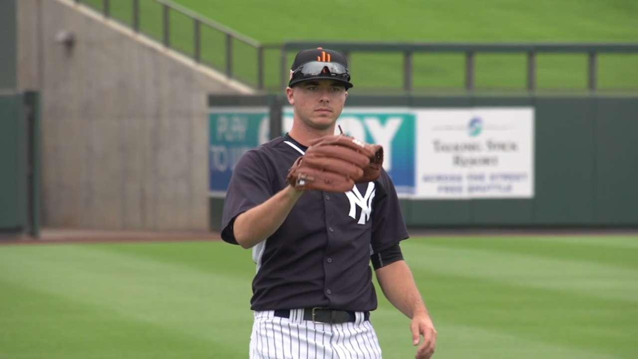 Top Prospects: Clarkin, NYY