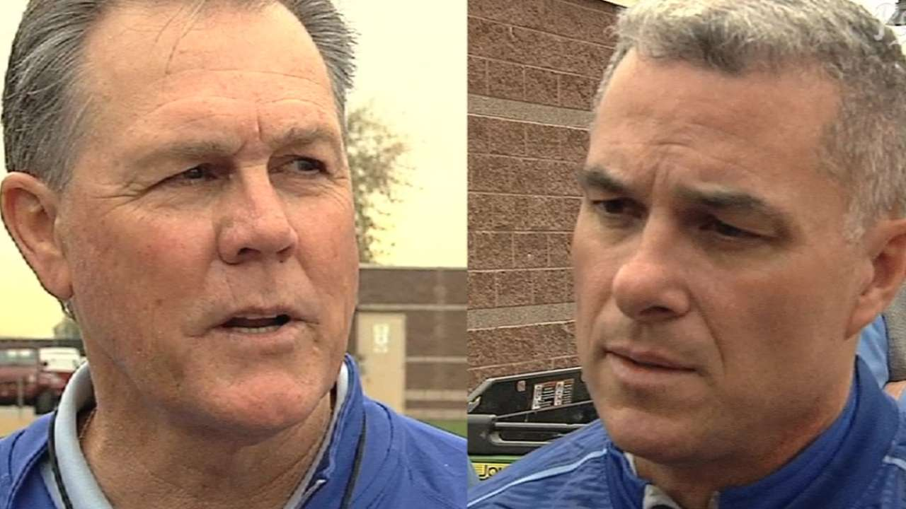 Moore, Yost to continue partnership with Royals