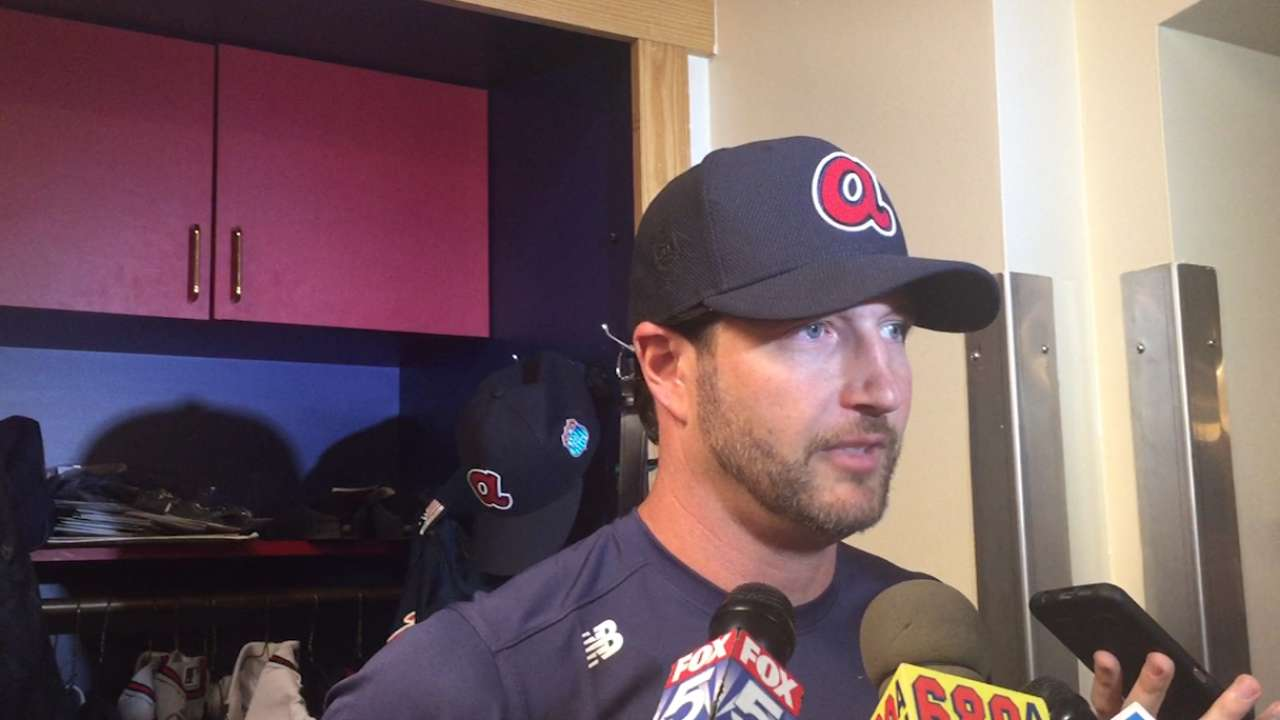 Grilli expects to be Opening Day closer