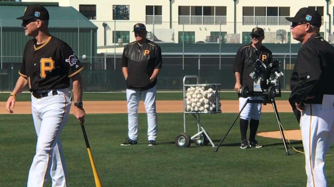Bucs boast 'real' pitching depth