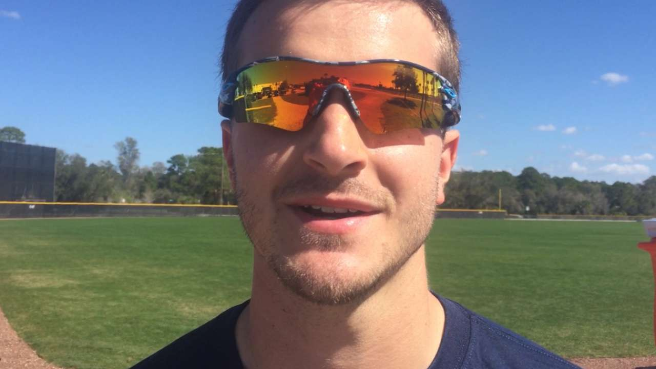 Cash: Odorizzi likely to start spring opener