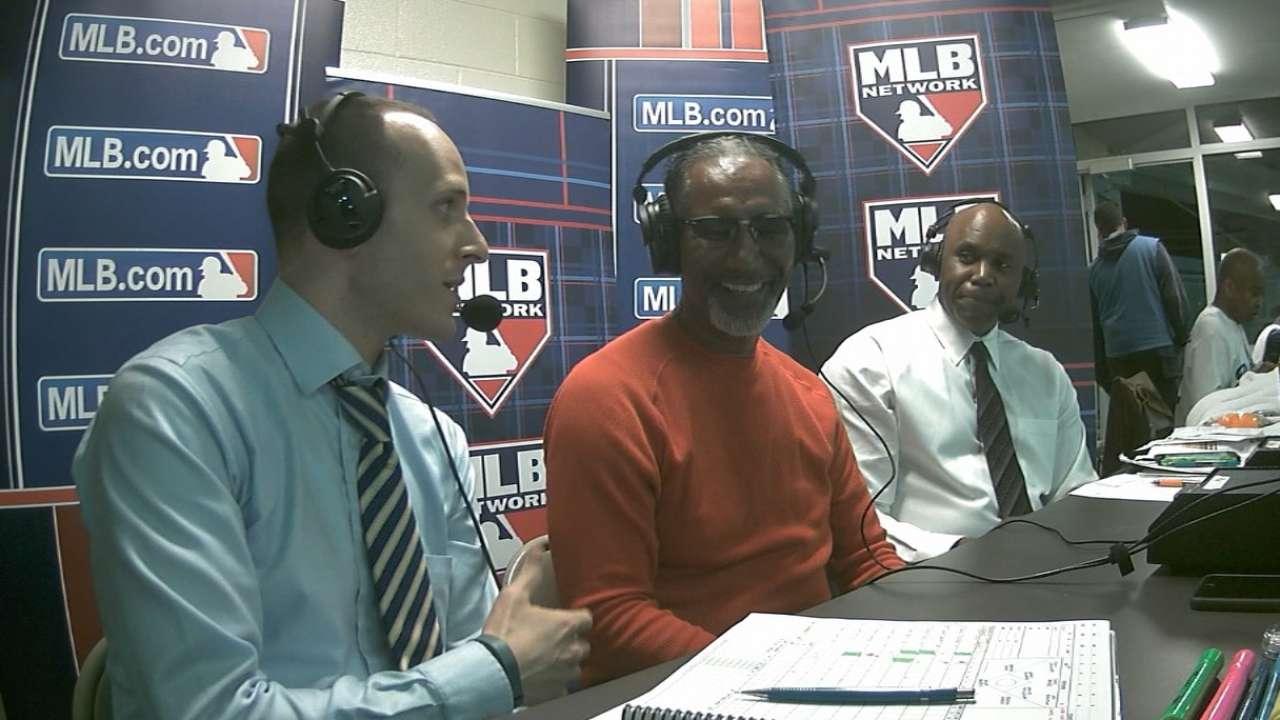 Manuel talks youth baseball