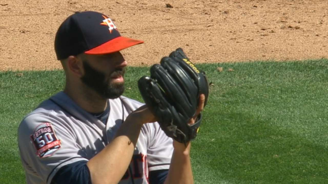 Fiers: Earning starter spot is 'No. 1 goal'