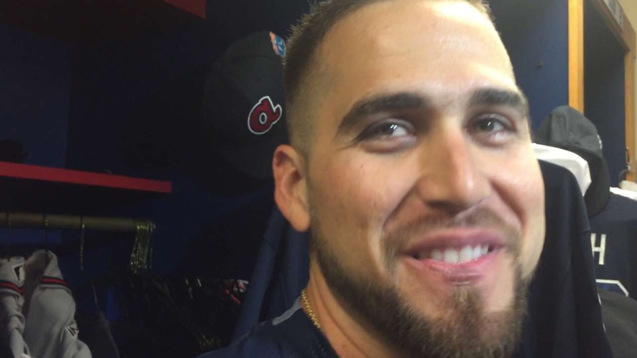 Inciarte on joining the Braves