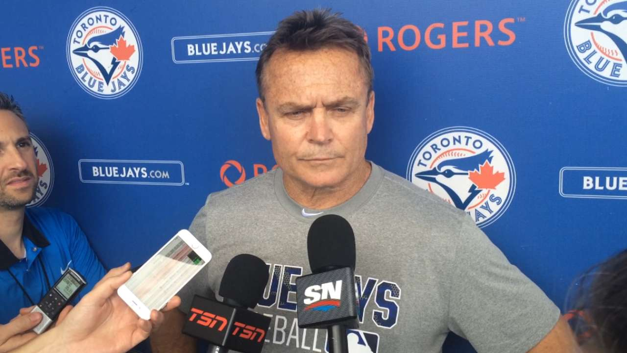 Blue Jays to be cautious with Osuna