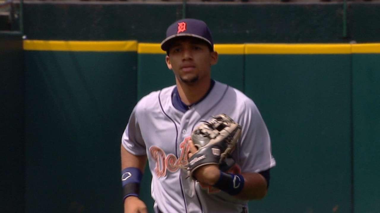 Defense remains Machado's ticket to Detroit