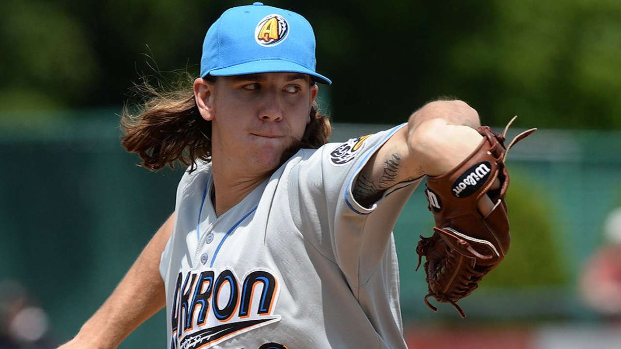 Top Prospects: Clevinger, CLE