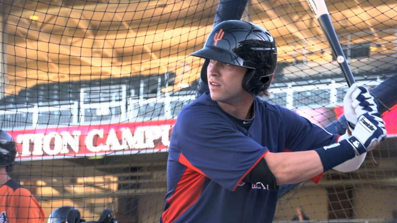 Top Prospects: Naquin, CLE