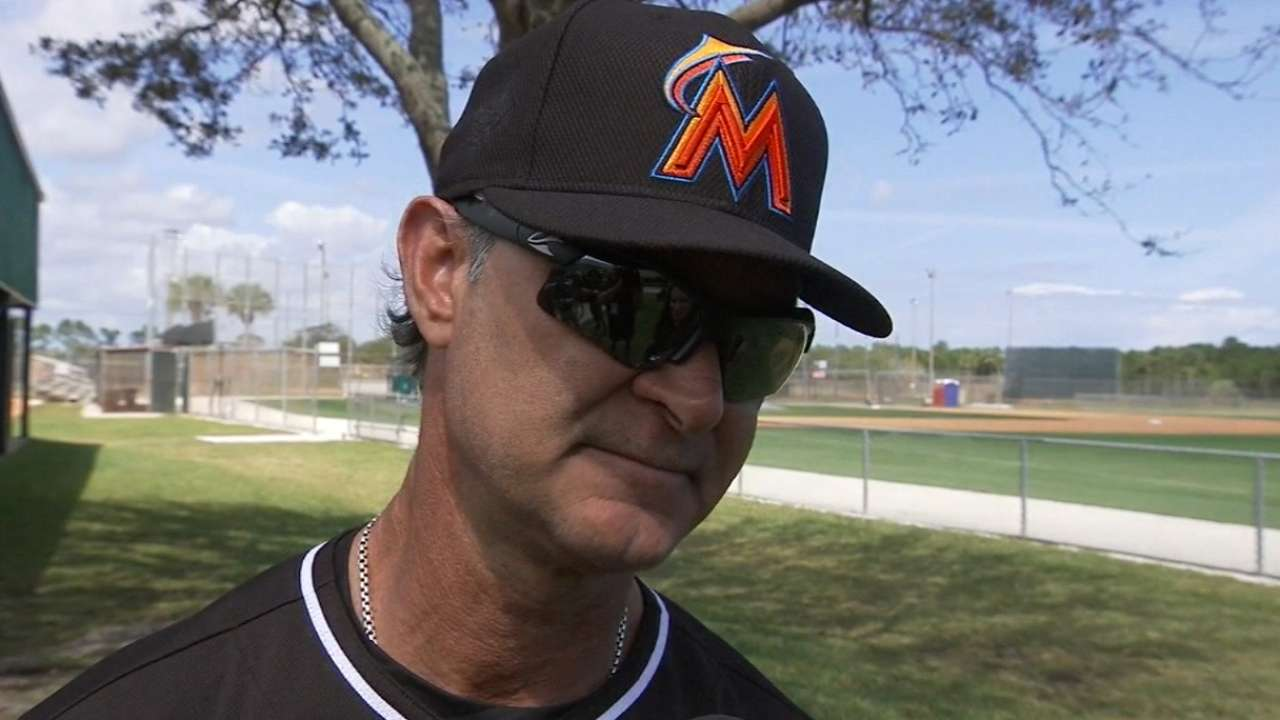 Aware of milestone, Mattingly won't overuse Ichiro
