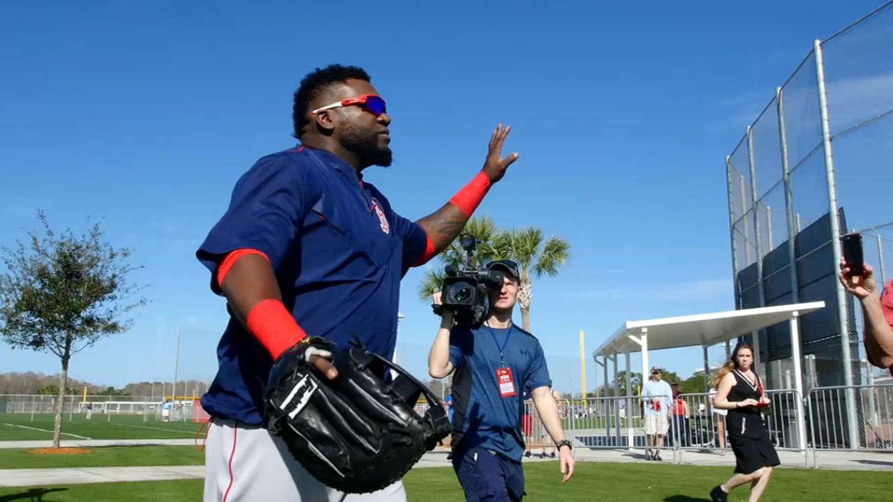 Ortiz's mind not on impending retirement