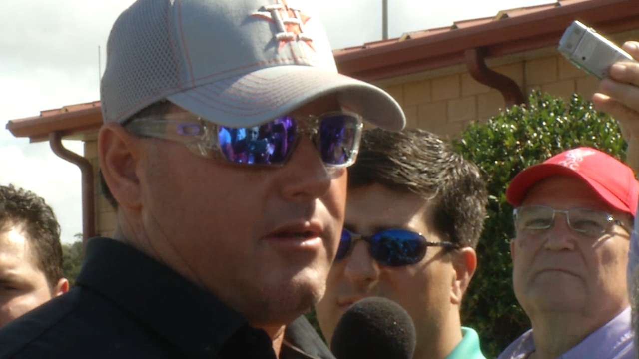 Clemens thinks Astros ready to take next step