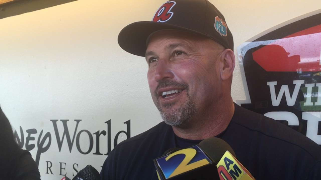 Fredi glad high-character Frenchy back on board