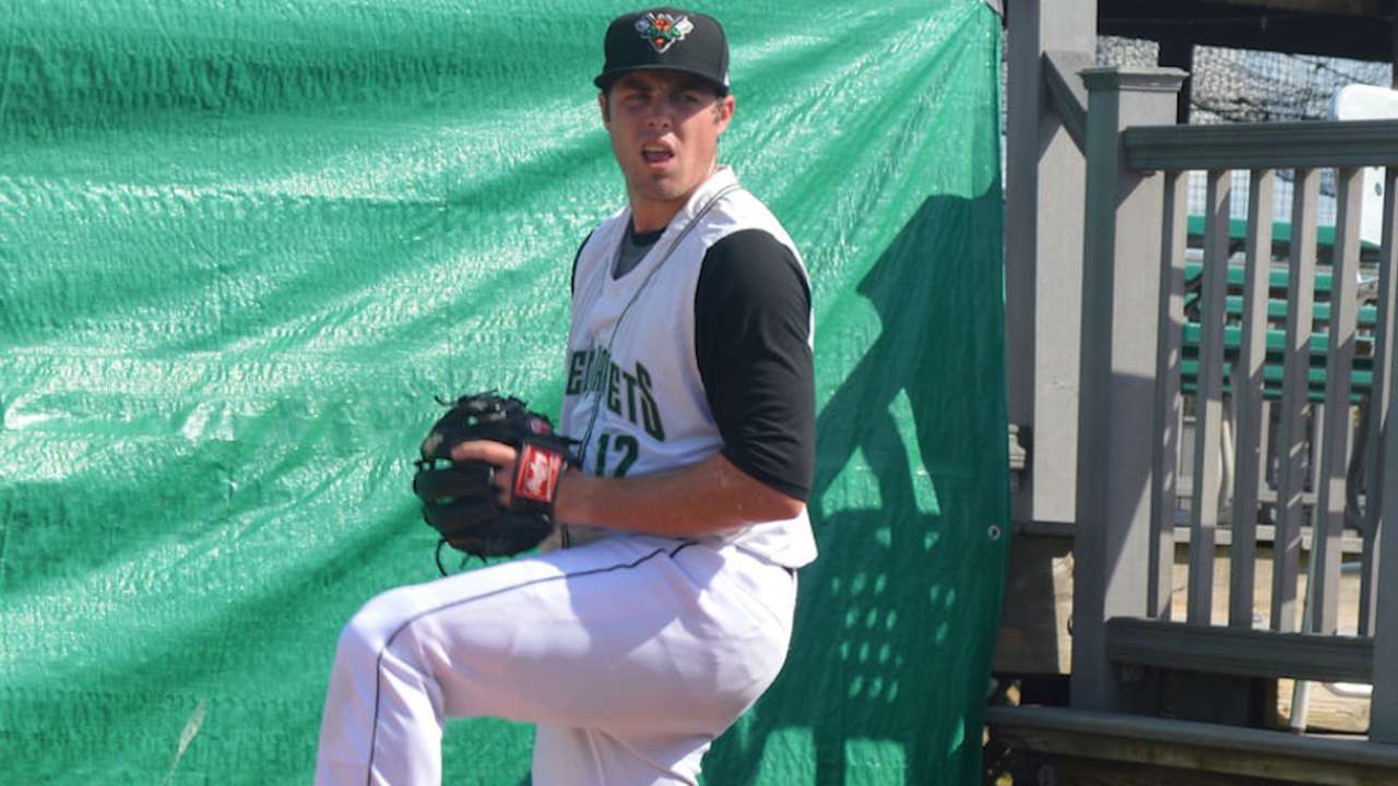Top Prospects: Coonrod, SF