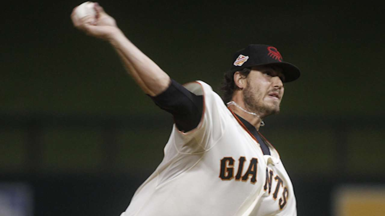 Top Prospects: Black, SF