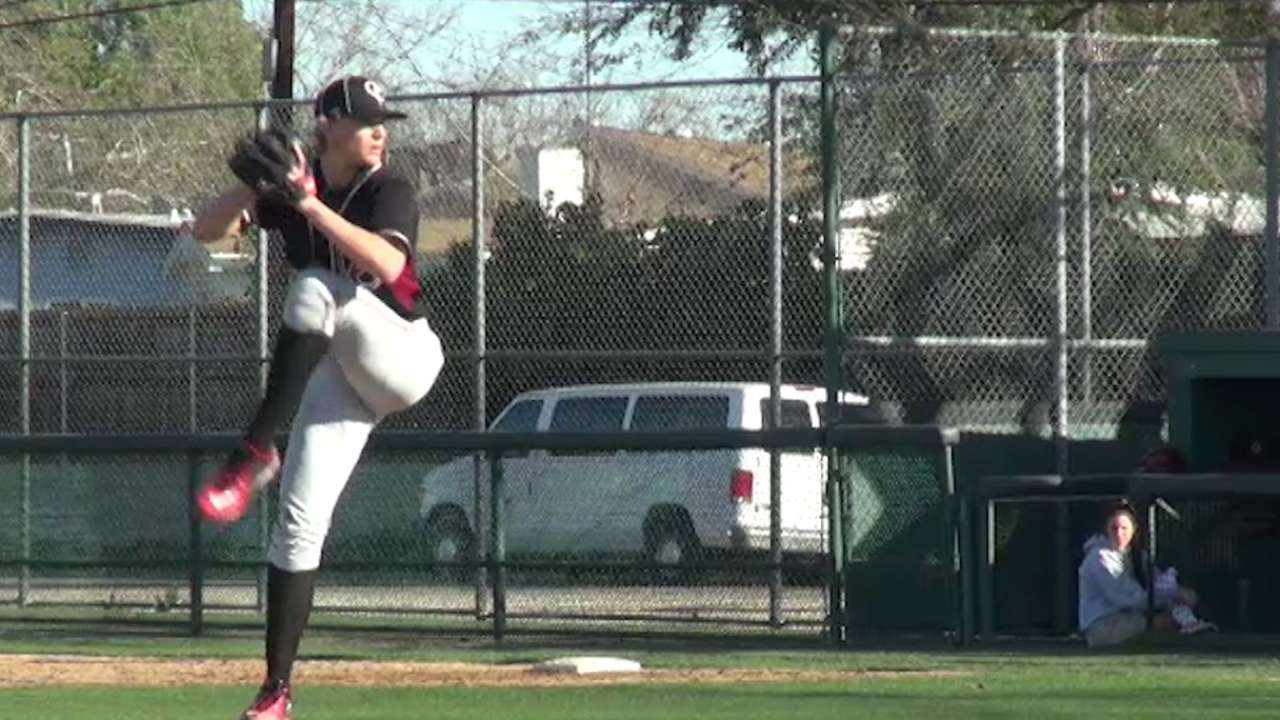 Top Prospects: Bickford, SF