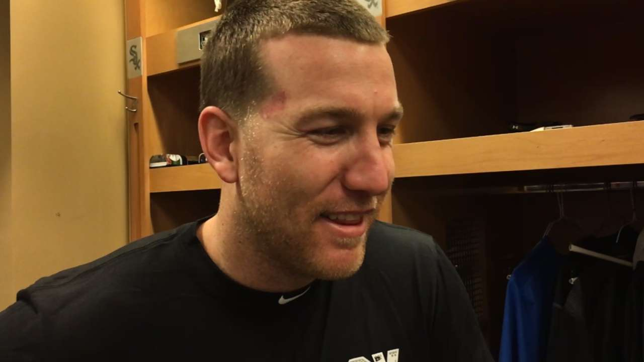 Frazier ready to call Chicago 'My Kind of Town'