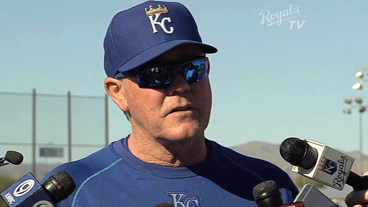 Royals on projections