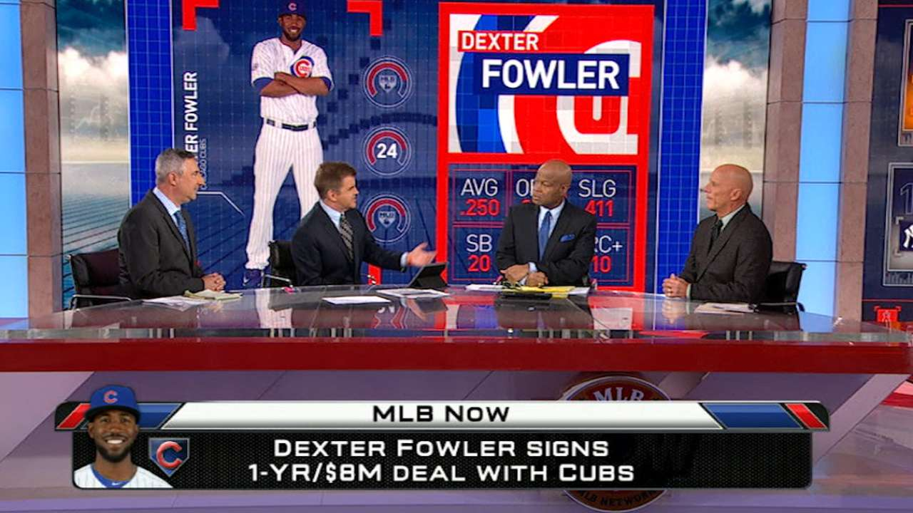 Breaking down Fowler to the Cubs