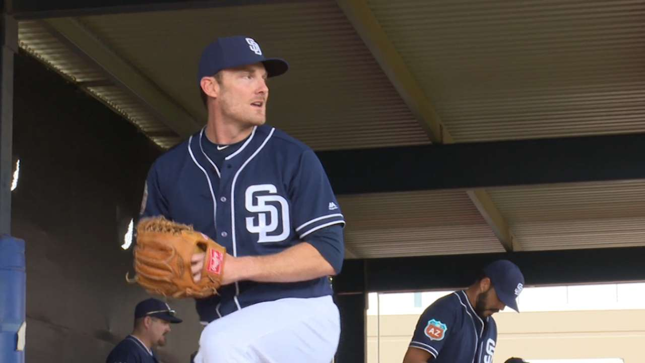 Humber hoping to be 'perfect' fit for Padres