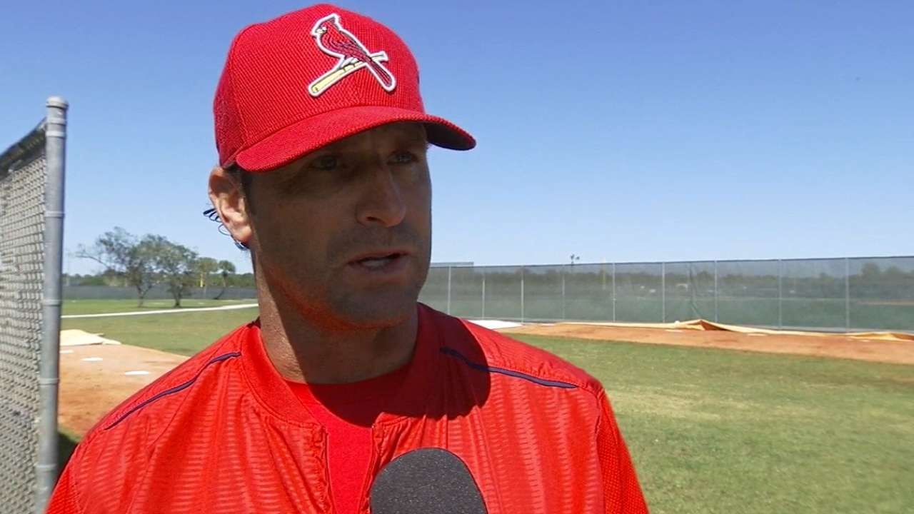 Cardinals look ahead to '16
