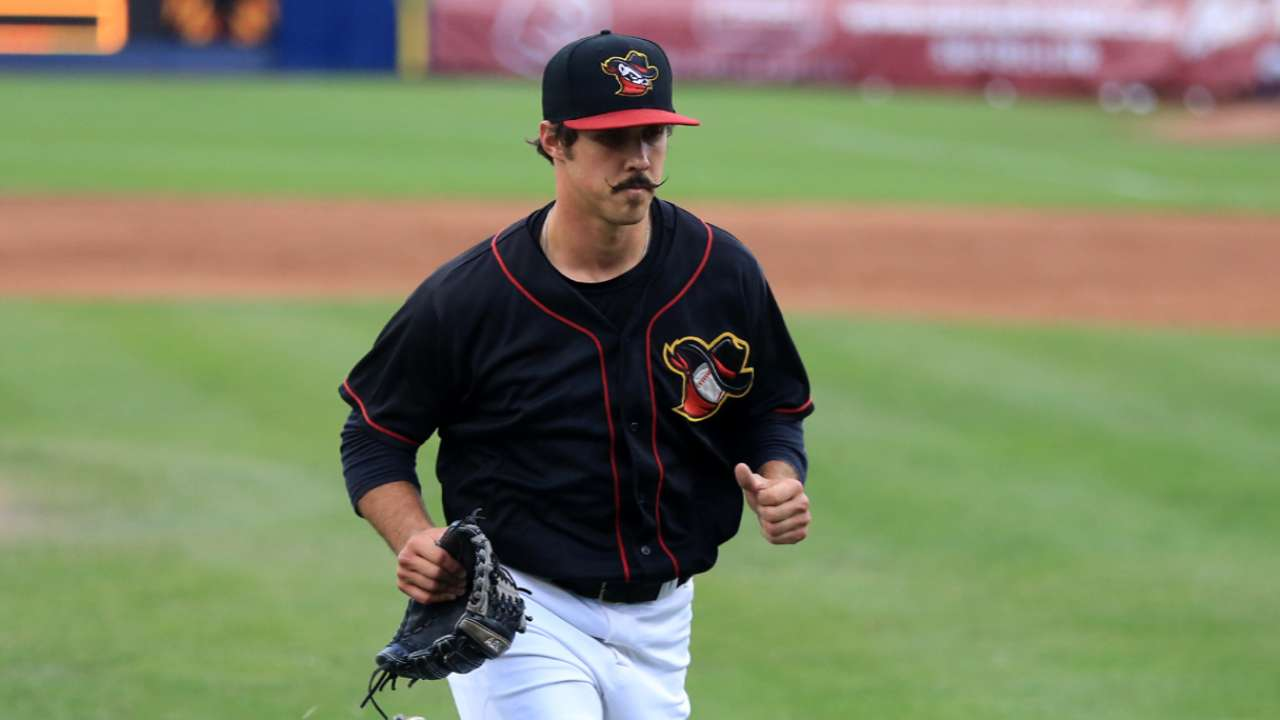 Mengden continues stellar start with strong Triple-A debut