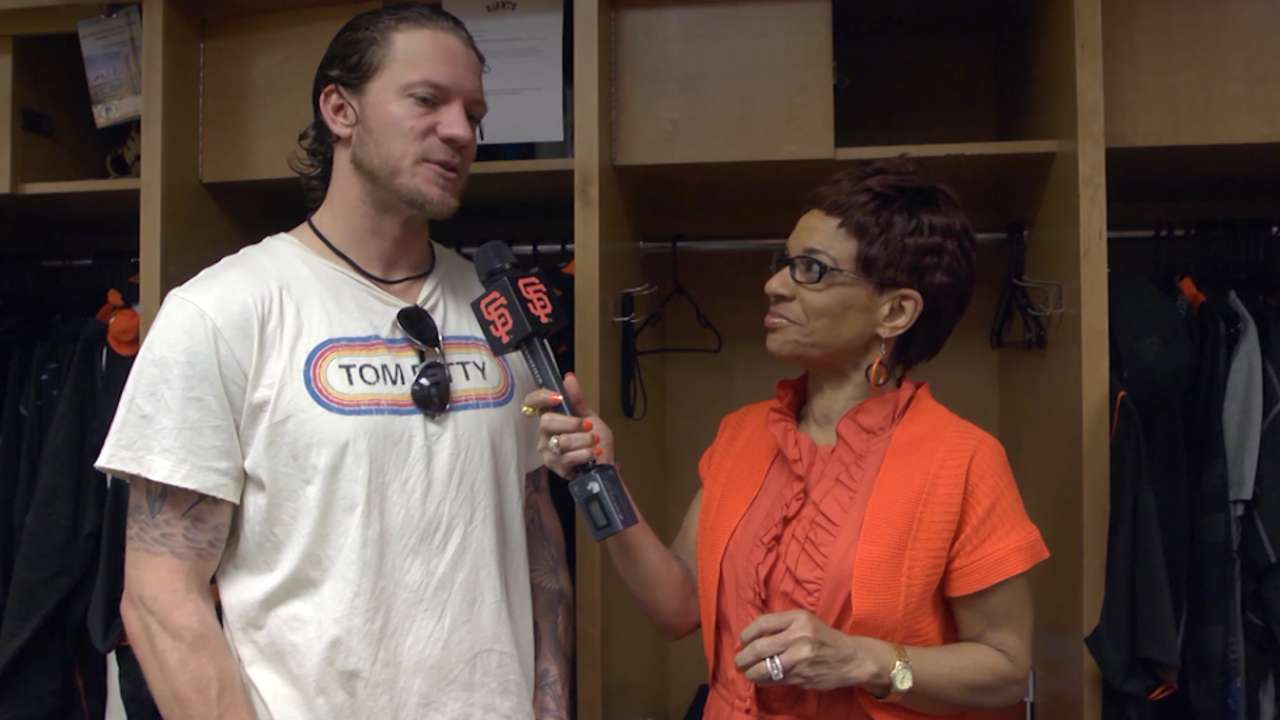 SFG Quick Hits: Jake Peavy