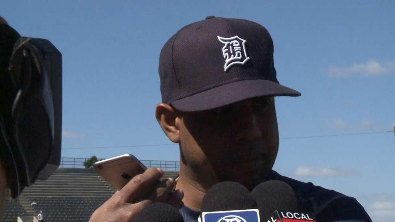 K-Rod set for Tigers debut Saturday