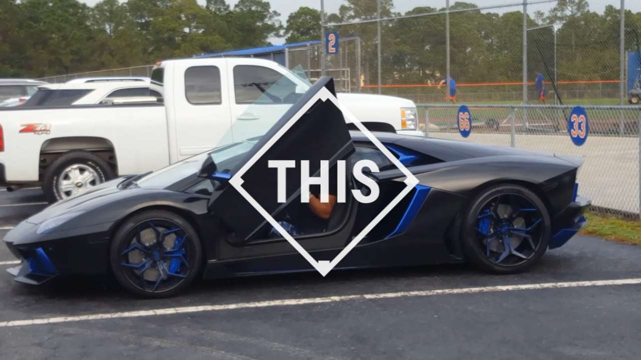#THIS: Cespedes rides with class