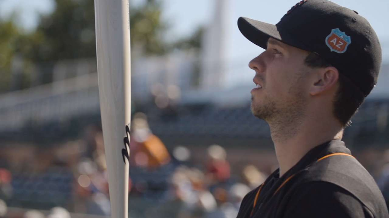 Posey to catch Samardzija in spring opener