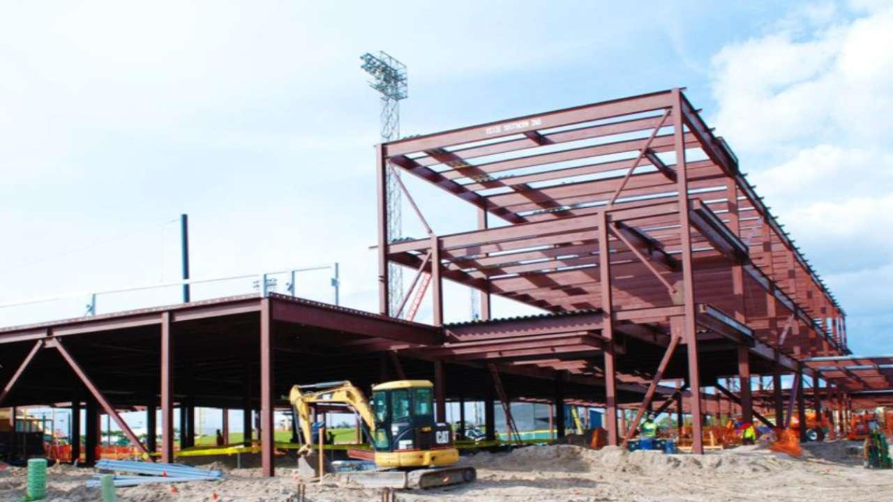Verlander on stadium renovations