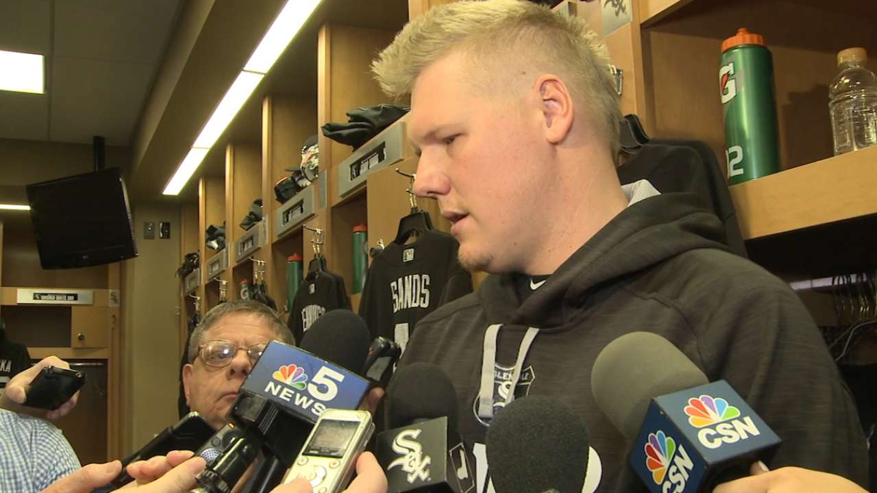 Latos, Jackson get in game action
