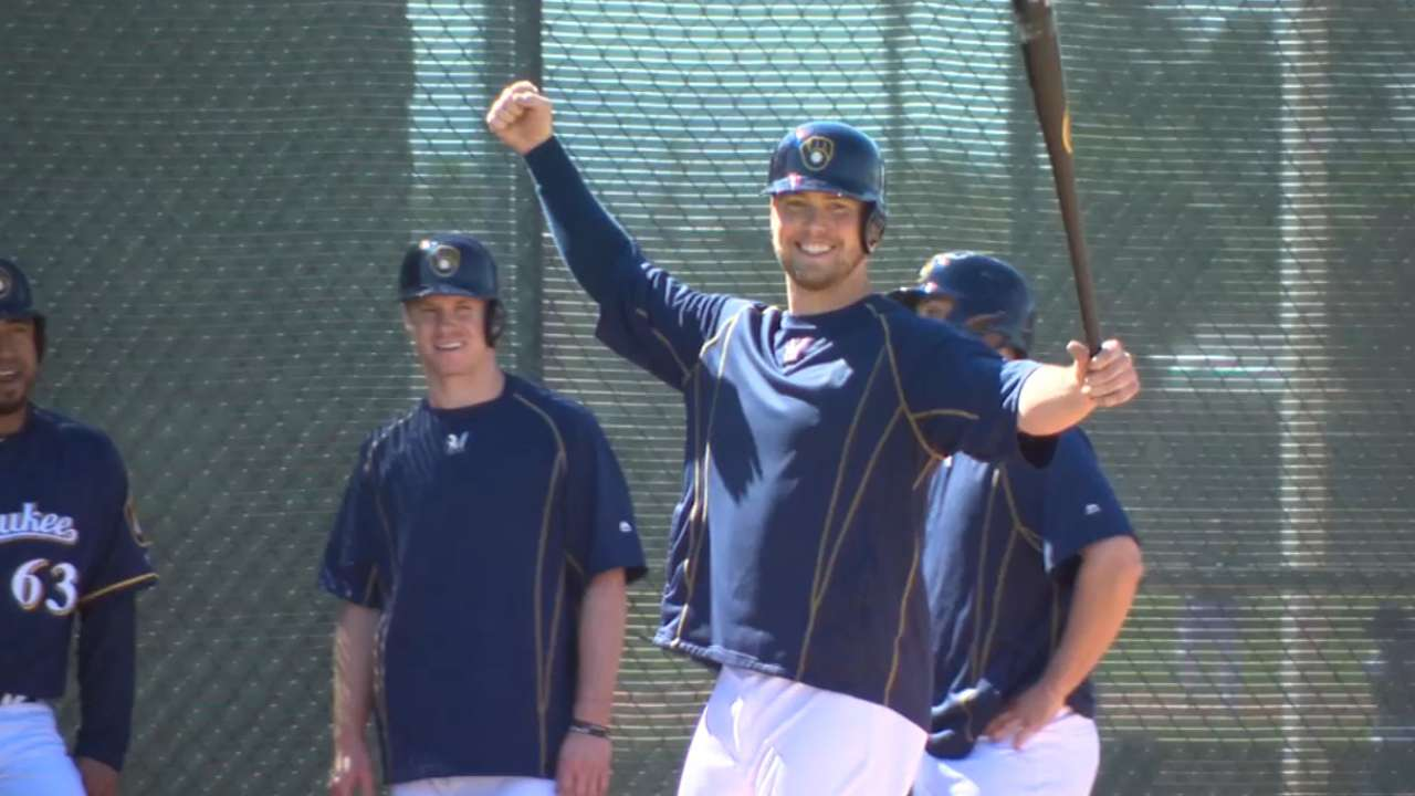 Counsell on starting rotation