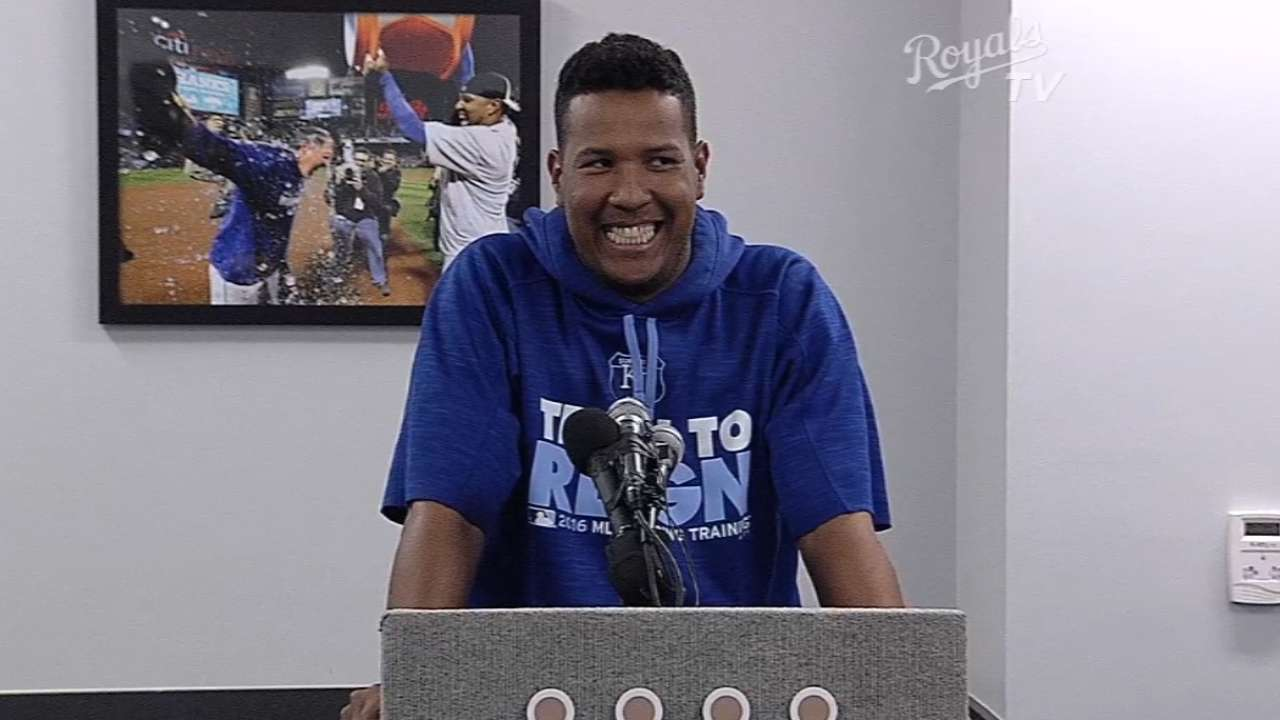 Yost gives KC kudos for Salvy pact