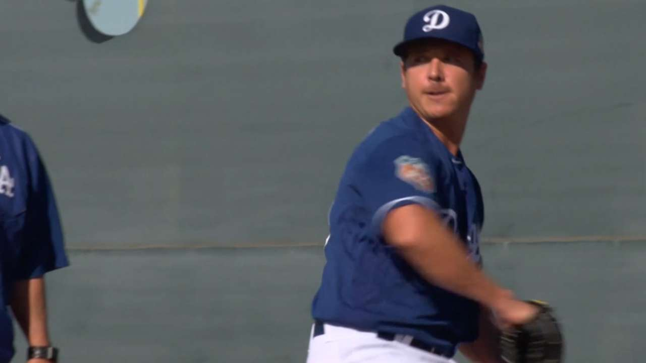 Outlook: Kazmir, SP, LAD