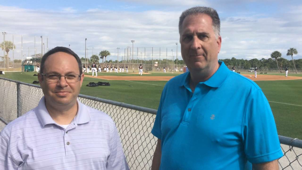 Q&A with Marlins play-by-play man Geffner