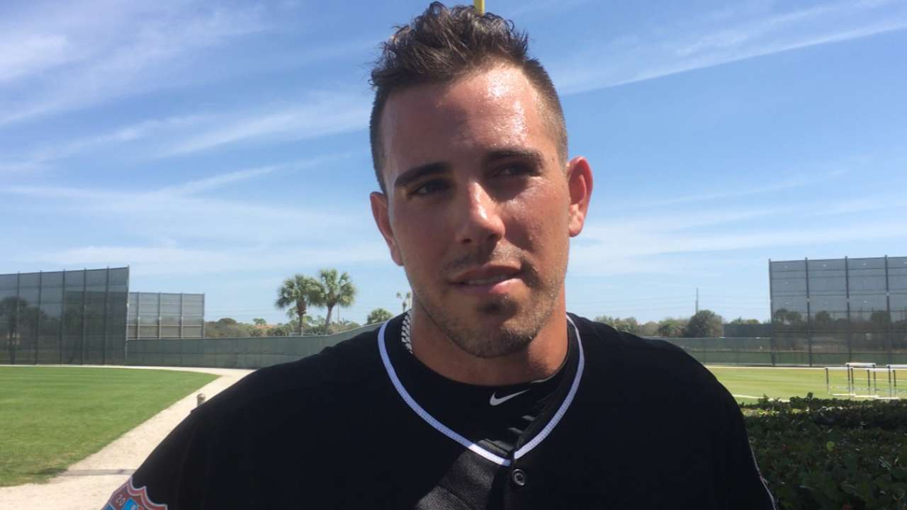 Fernandez throws intrasquad game