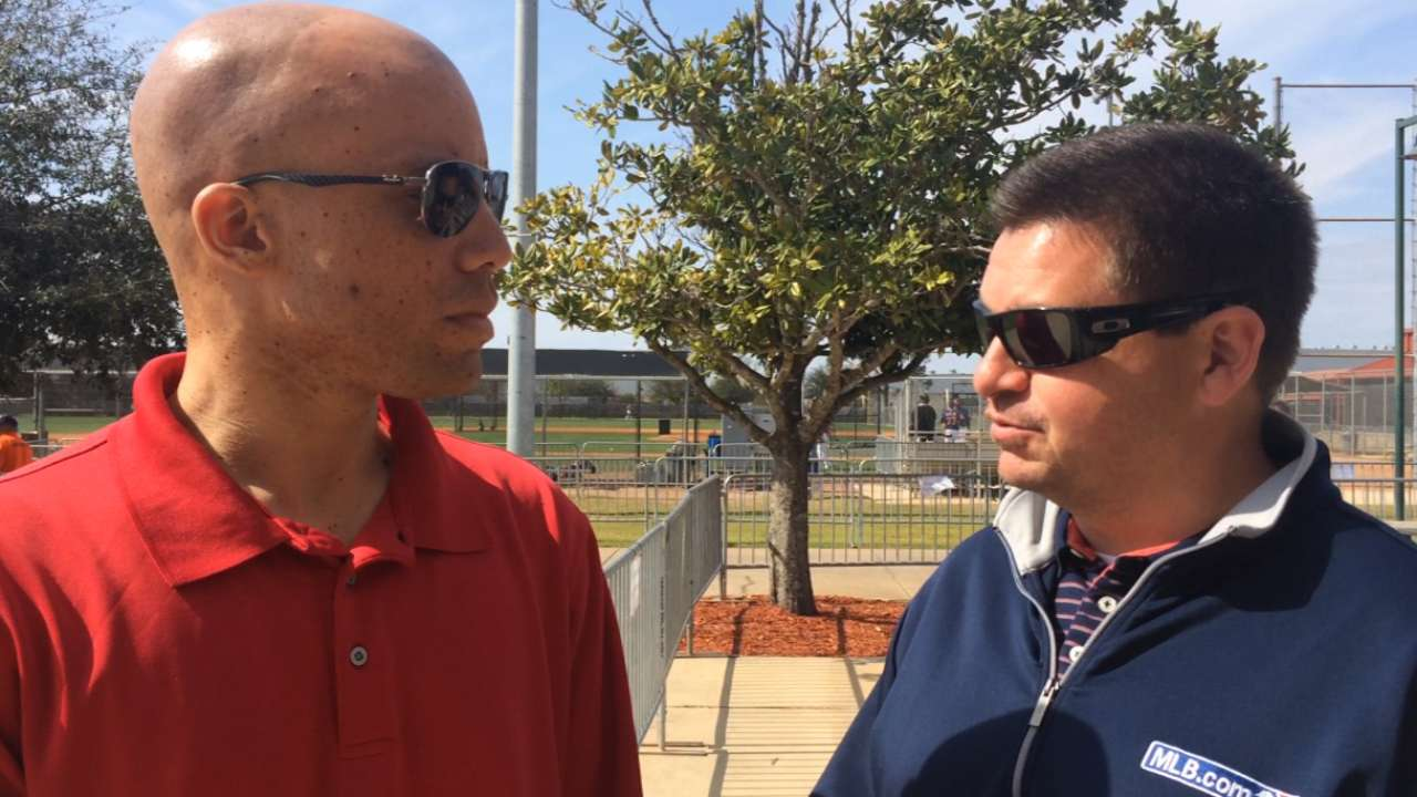 Play-by-play voice Ford previews 2016 Astros