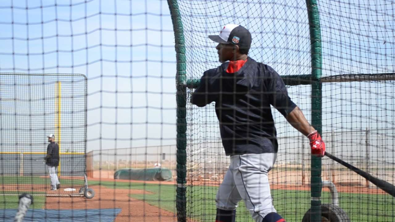 Steep hill key to Lindor's ascent to stardom