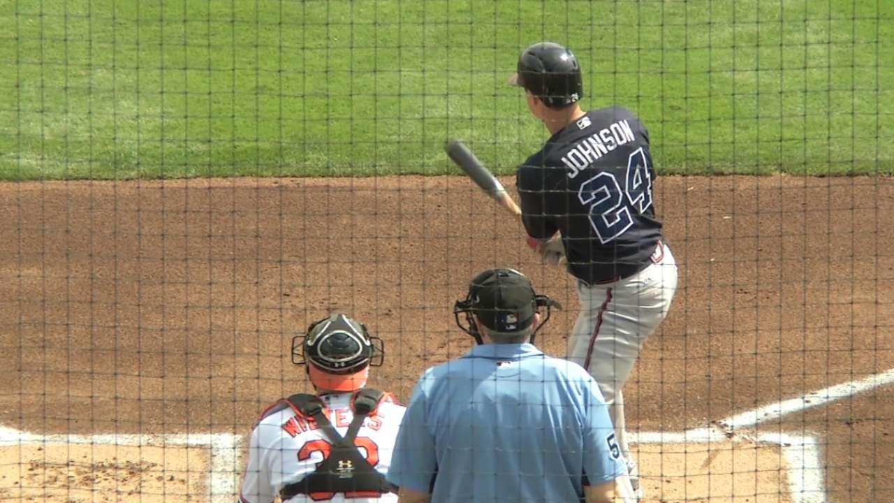 Prospects help Braves blitz Ubaldo, Orioles