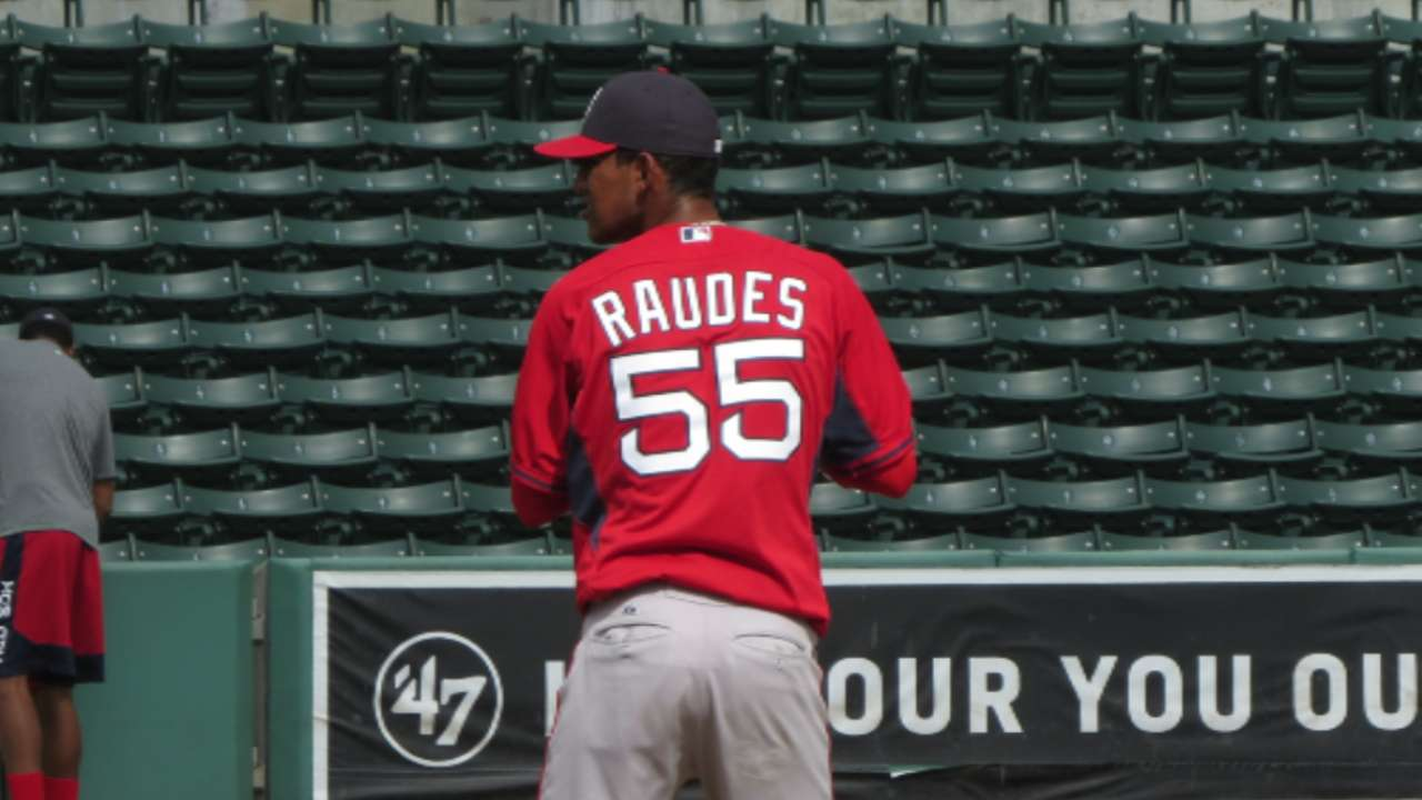 Top Prospects: Raudes, BOS