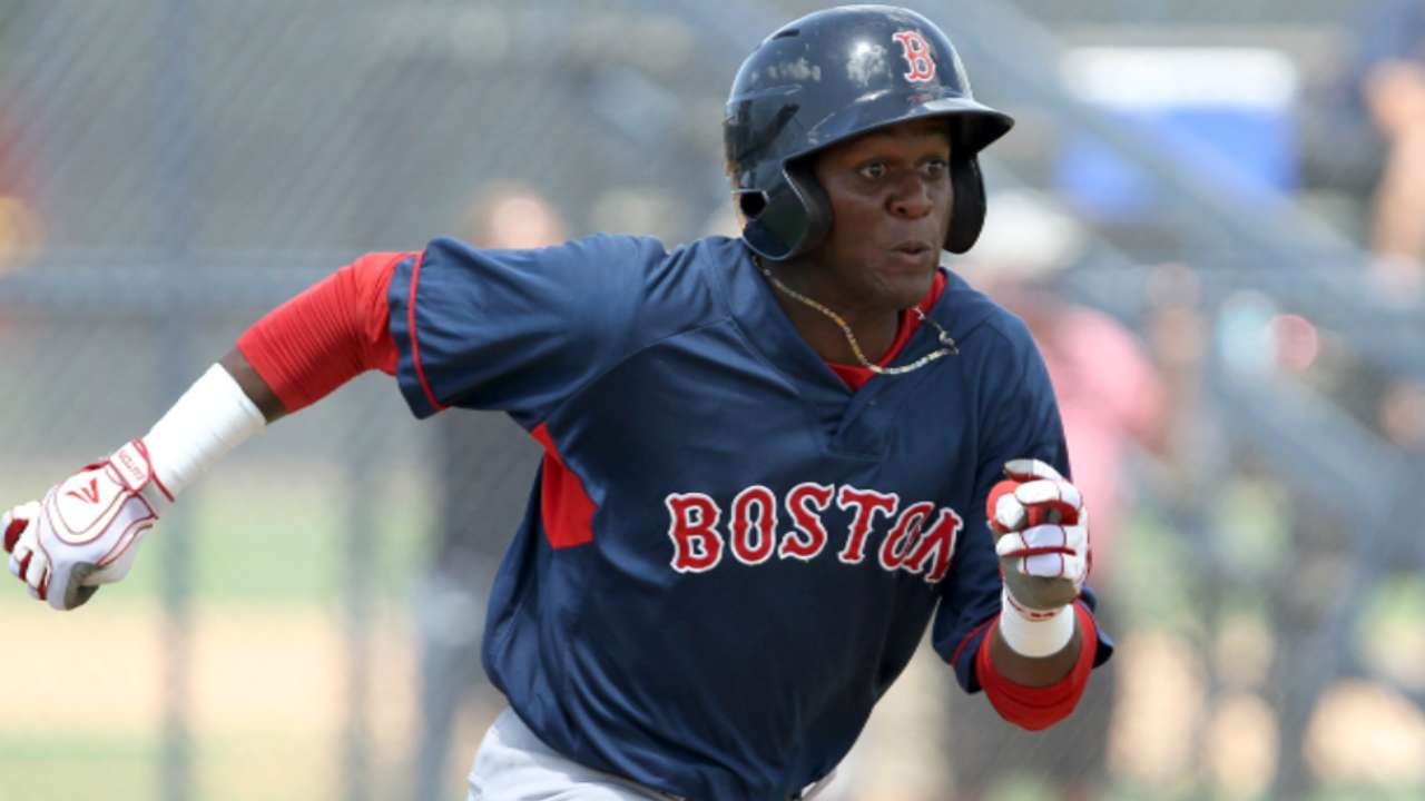 Top Prospects: Basabe, BOS