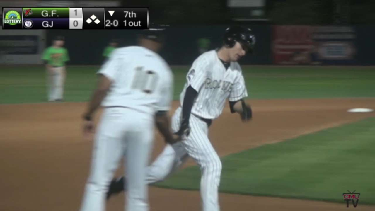 Top Prospects: Nevin, COL