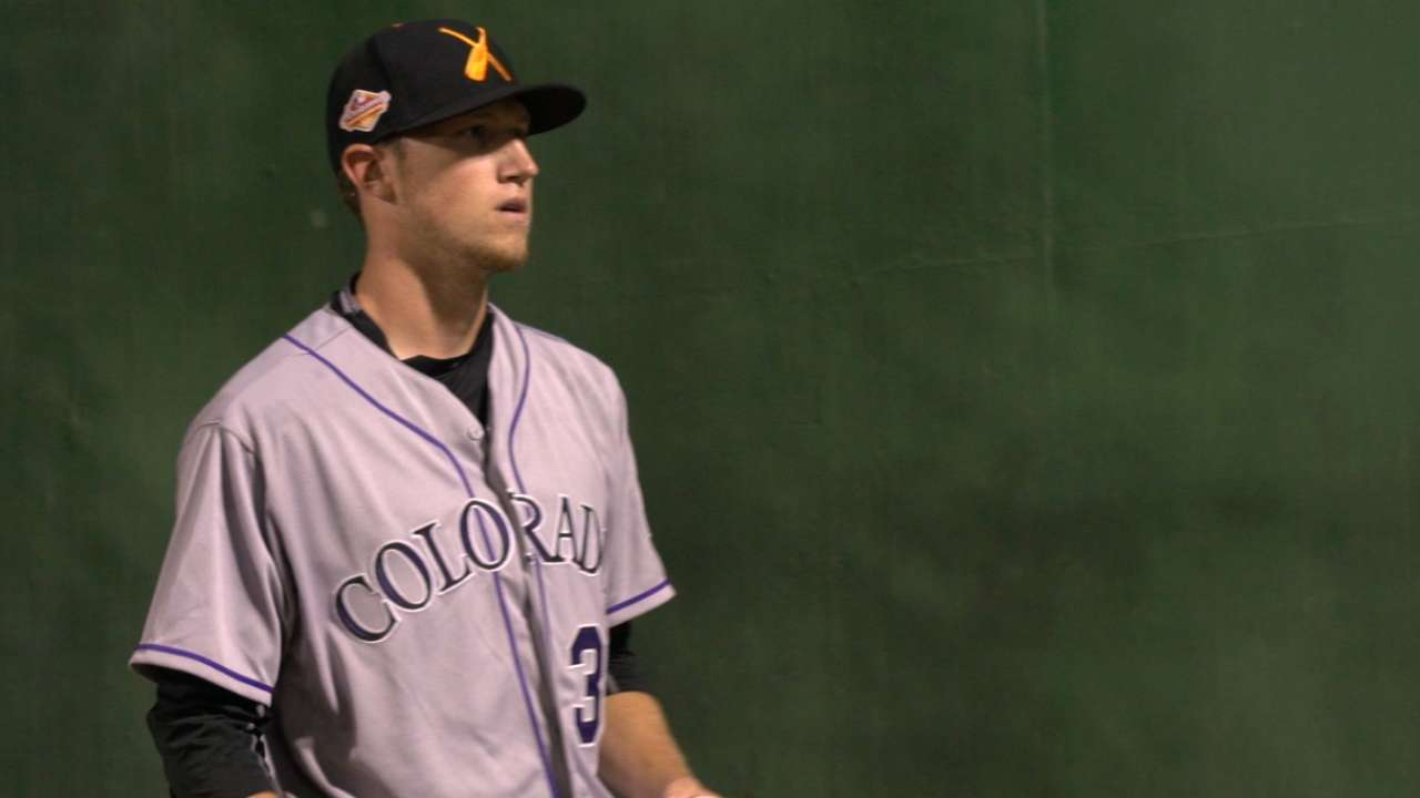 Rox see glimpse of future as prospects shine