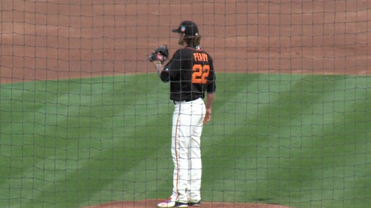 Peavy healthy again, and 'it's beautiful'