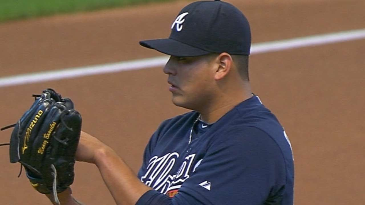 Banuelos sidelined due to elbow issue