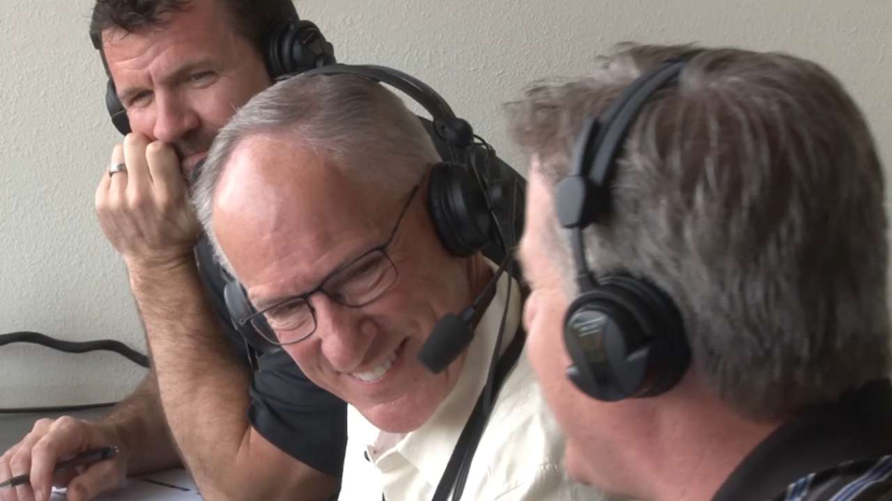 Doc makes house call to Bucs' broadcast booth
