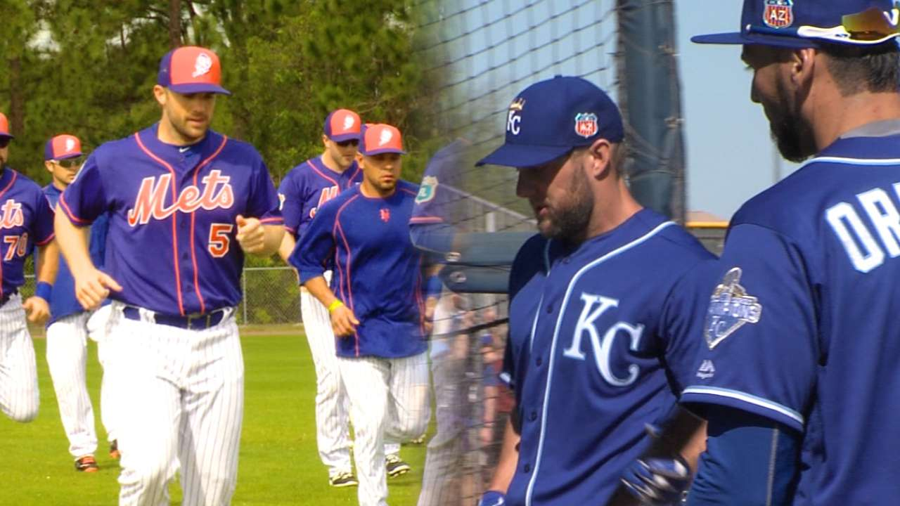 Yo, Yo March: Mets, KC make MLB.TV debuts