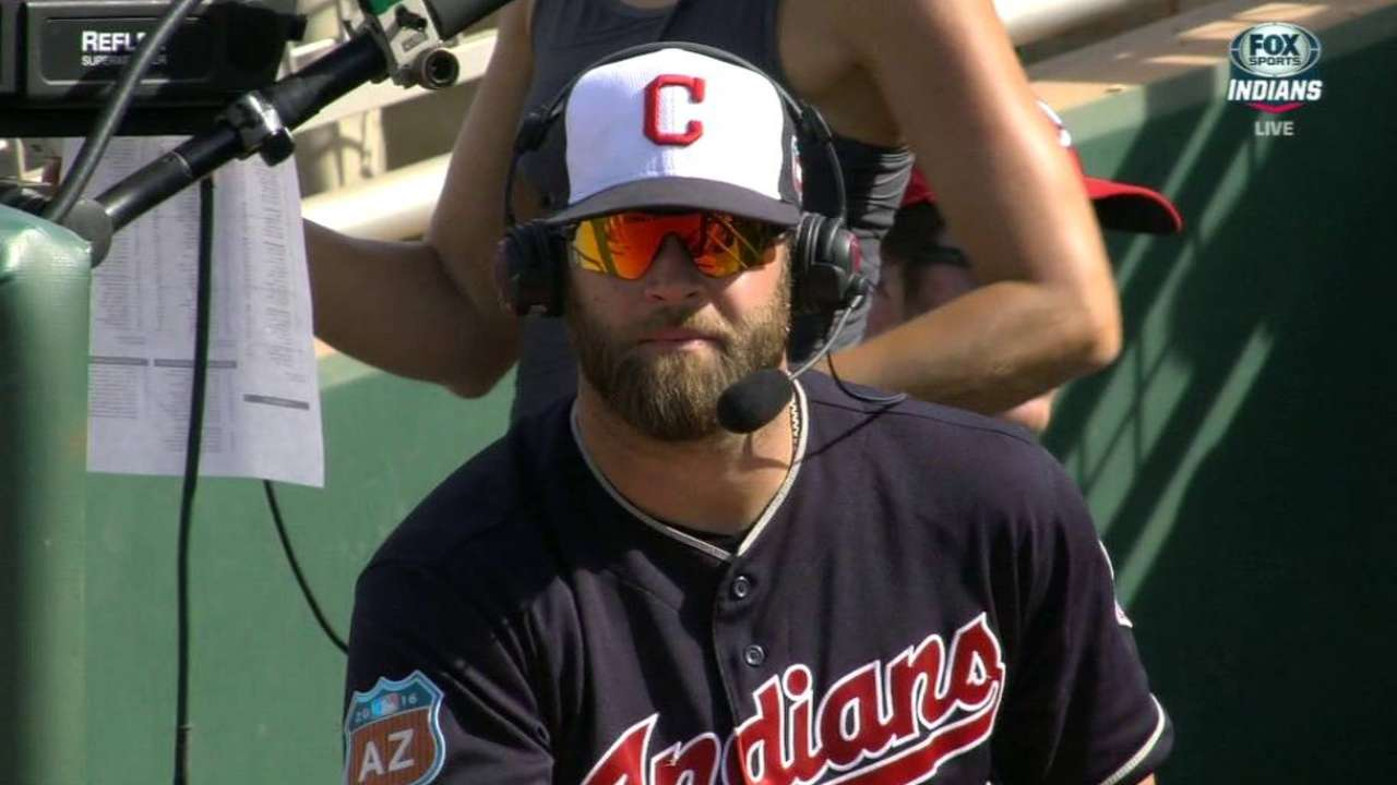 Refreshed Napoli appreciates opportunity with Tribe