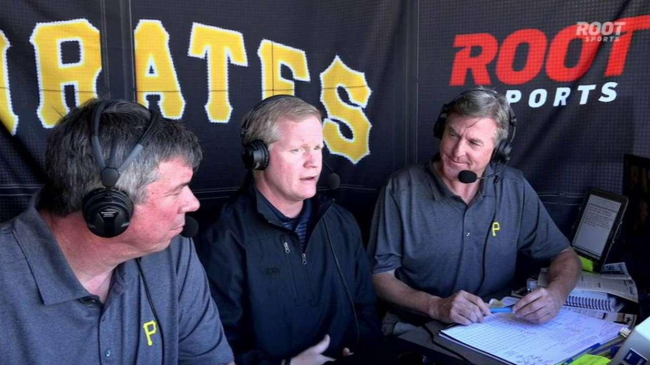 Huntington, Bucs on track for 'next step'